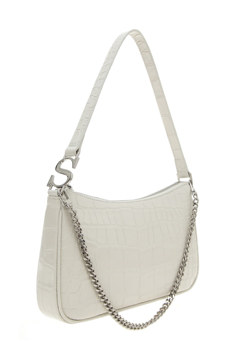SPOONING ⌇ IVORY BELLA BAG