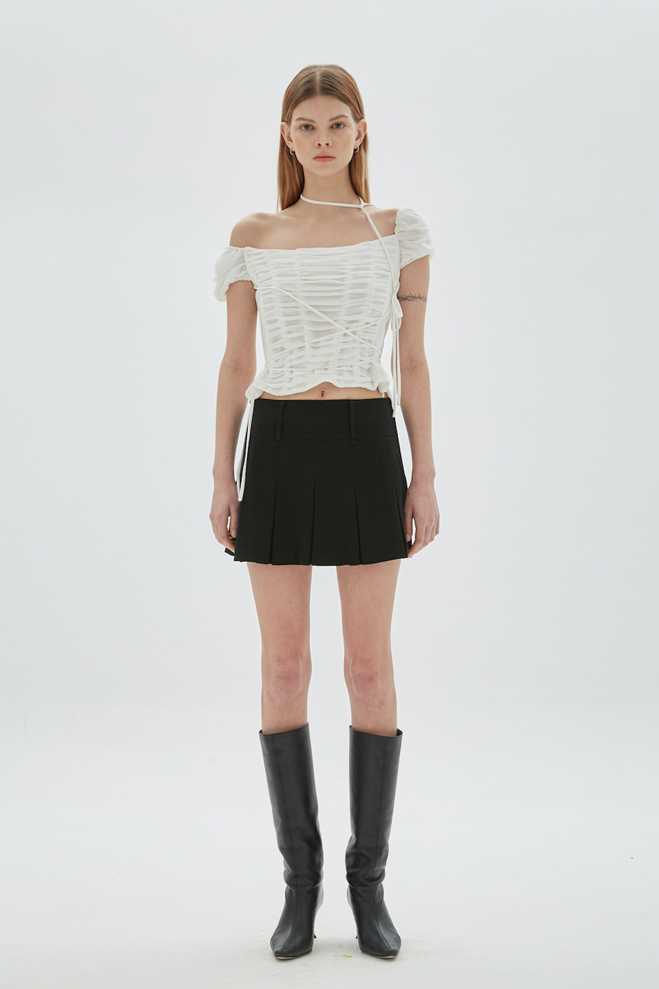 [DROP 2] BACK TO BASIC SKIRT