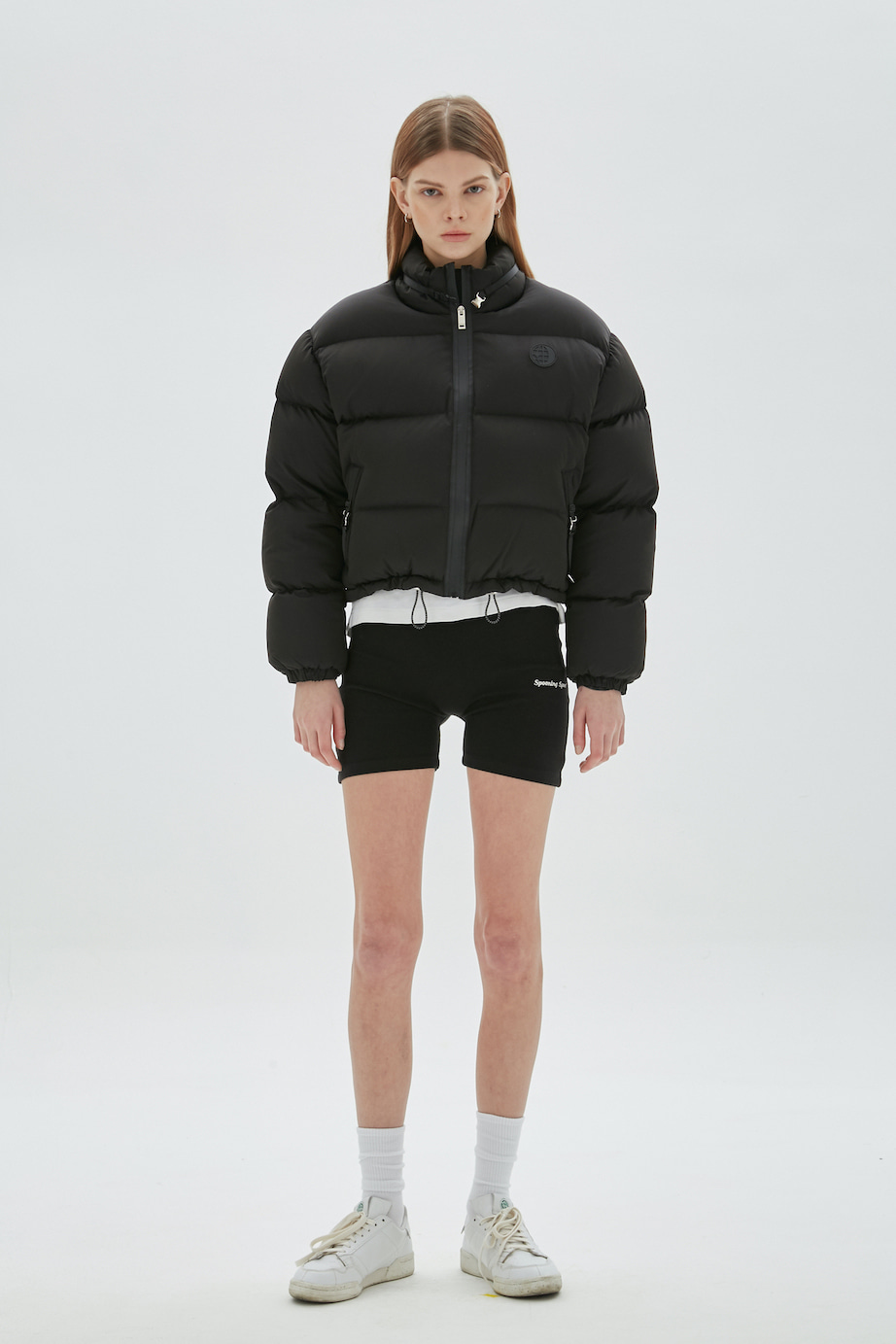 [DROP 5] SPOONING DUCK-DOWN PUFFER JACKET